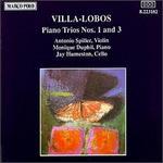 Villa-Lobos: Piano Trio Nos. 1 & 3