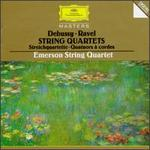 Debussy, Ravel: Streichquartette