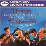 Rodrigo: Concierto de Aranjuez; Concierto Andaluz; Vivaldi: Guitar Concertos