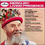 Frederick Fennell Conducts Grainger, Persichetti, Khachaturian, Hartley, Rogers