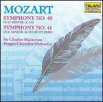 Mozart: Symphonies No. 40 & No. 41