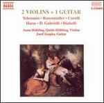 2 Violins + 1 Guitar