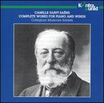Saint-Sa�ns: Complete works for Piano & Winds