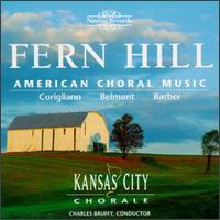 Fern Hill - Patricia Higdon (piano); Kansas City Chorale (choir, chorus); Charles Bruffy (conductor)