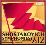 Shostakovich: Symphonies 9 & 12