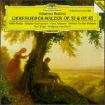 Brahms-Liebeslieder-Walzer (Love Song Waltzes), Opp. 52, 65; 3 Quartets, Op. 64