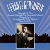 Levant Plays Gershwin - New York Philharmonic; Oscar Levant (piano)