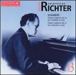Schubert: Sonata, D.845 and D.850