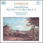 Geminiani: Concerti Grossi Vol. 1