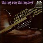 Karl Ditters von Dittersdorf: Viola & Double Bass Concertos