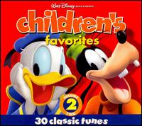 Children's Favorites, Vol. 2 [Disney] - Karaoke