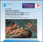 Vivaldi: The Four Seasons; Violin Concertos, RV212a & 581
