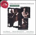 Maazel: Music for Violin, Violoncello and Flute