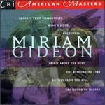 Miriam Gideon
