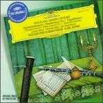 Mozart: Concertos for Clarinet, Flute & Bassoon / Karl Bhm
