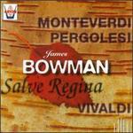 Vivaldi: Salve Regina, RV.616/Monteverdi: Salve Regina/Pergolesi: Salve Regina