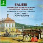 Antonio Salieri: Concerto For Piano/Concerto For Flute/Francesco Salieri: Sinfonia La Tempesta