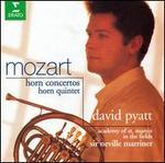 Mozart: Horn Concertos 1-4; Horn Quintet