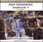Mikis Theodorakis: Symphony No. 4