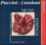Puccini, Catalani: Music for Strings