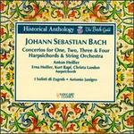 J.S. Bach: Concertos for 1, 2, 3 & 4 Harpsichords & String Orchesra