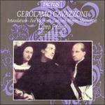 Gerolamo Cagazzoni: Intavolaturo; Ricercarti, Canzoni, Himni, Magnificat
