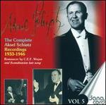 Complete Aksel Schi�tz Recordings, Vol. 5: Romances by C.E.F. Weyse