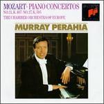 Mozart: Piano Concertos Nos. 21 & 27