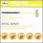 Tchaikovsky: Symphony No. 5; Marche slave; Waltz & Polonaise from Eugene Onegin