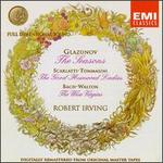 Glazunov: The Seasons; Scarlatti-Tommassini: The Good Humored Ladies; Bach-Walton: The Wise Virgins
