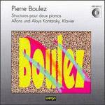 Boulez: Structures pour deux pianos