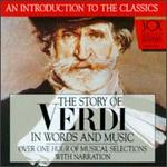 Story Of Verdi In Words And Music