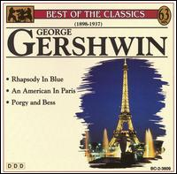 Best of the Classics: George Gershwin - Elmar Bartel (vocals); Eugen Cicero (piano); Kamil Hala (piano); Kitty Winter (vocals)