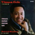 Vinson Cole, Tenor