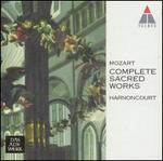 Mozart-Complete Sacred Works / Harnoncourt