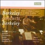 Berkeley Conducts Berkeley