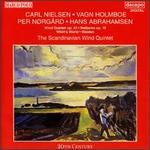 Carl Nielsen; Vagn Holmboe; Per Norgard; Hans Abrahamsen