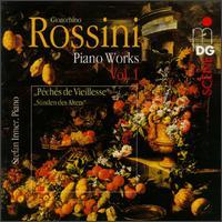 Rossini: Piano Works, Vol. 1 - Stefan Irmer (piano)