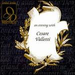 Evening With Cesare Valletti