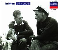 Benjamin Britten: Billy Budd - Benjamin Britten (piano); Benjamin Luxon (vocals); Bryan Drake (vocals); David Bowman (vocals); David Kelly (vocals);...
