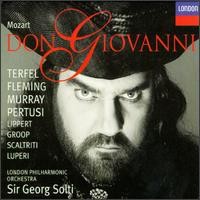 Mozart: Don Giovanni [1996 Live Recording] - Ann Murray (vocals); Bryn Terfel (vocals); Herbert Lippert (vocals); John Constable (harpsichord); Mario Luperi (vocals);...