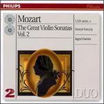 Mozart: The Great Violin Sonatas, Vol. 2