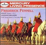 Holst: Suites; Vaughan Williams: Folk Song Suite; Reed: La Fiesta Mexicana