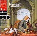 Mozart: Bassoon Concerto; Symphony No. 25; Rondo for Violin & Orchestra No. 1