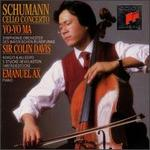 Schumann: Cello Concerto; Fantasiestncke; Adagio & Allegro; 5 Stncke im Volkston
