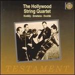 The Hollywood String Quartet Plays Kod�ly, Smetana & Dvor�k
