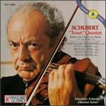 Schubert:Trout Quintet/Sonata For Violin and Piano