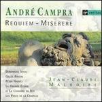 Campra-Requiem ~ Miserere / Visse, Ragon, Harvey; Malgoire