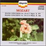 Mozart: Piano Concerto No. 19 in F Major, K. 459; Piano Concerto No. 20 in D Minor, K. 466