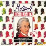 Highlights 1-5: Mozart